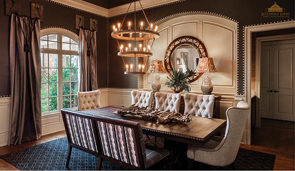 Scottsdale Farms Interior Design